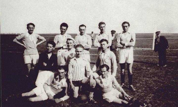 1938godina i tada još BSK