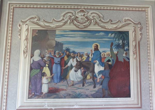 Христов улазак у Јерусалим