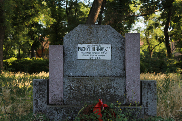 Споменик Рахмушину Амидоли